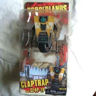 Borderlands - Claptrap