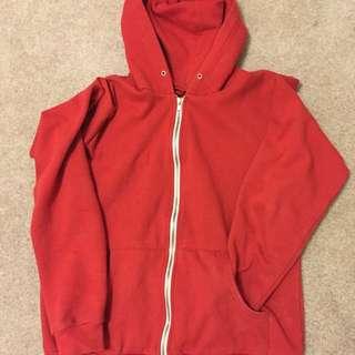 Jacket (hoodie With Zipper)