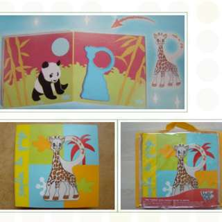 BN My First Sophie The Giraffe Puzzle Book