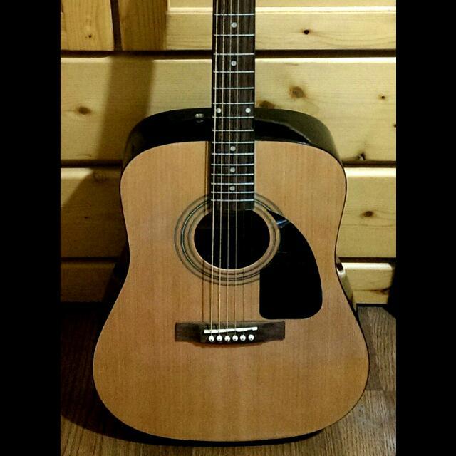 Fender 木吉他