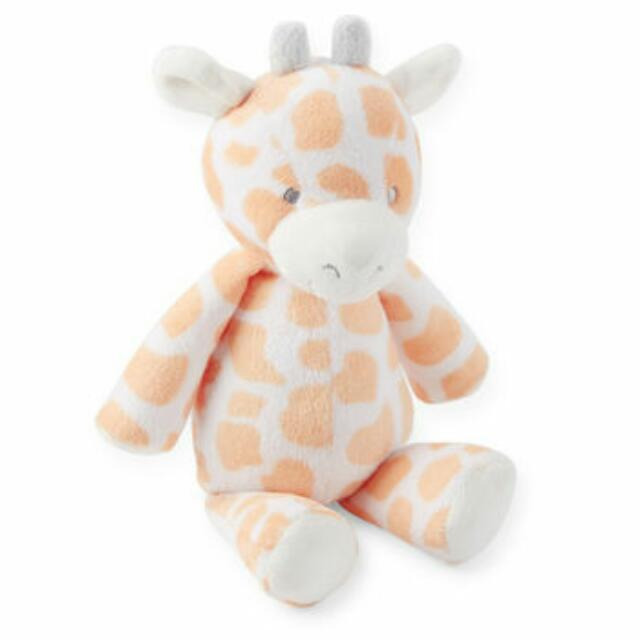 Carter's Giraffe Plush Toy