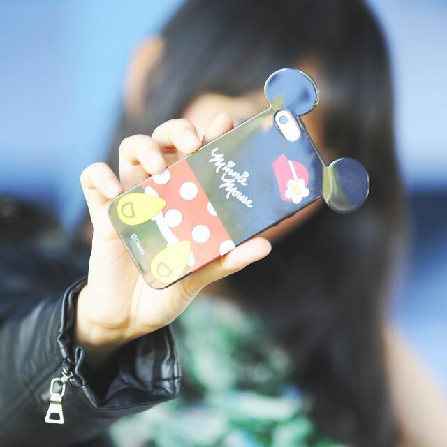 iPhone Case 5/5S Minnie