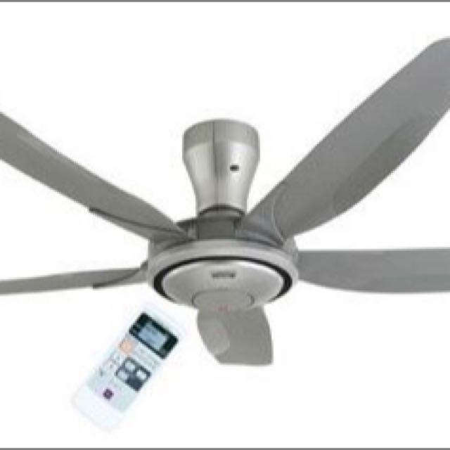 Kdk K15z9 Ceiling Fan Same As V60wk Furniture On Carousell