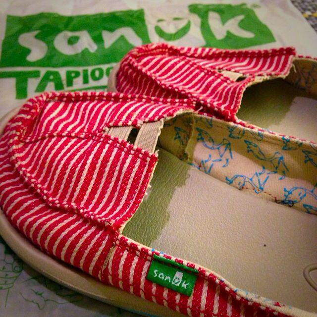 美國品牌Sanuk童鞋