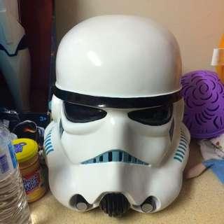 正版 Starwars 白兵頭盔 (保留中