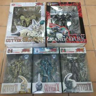 Guyver Limited Edition Collection...