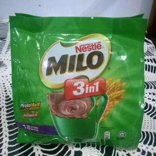 Milo Malaysia 32gr X 18 Sachet