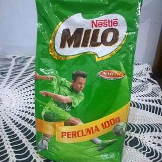 Milo Malaysia Refill 1,1kg