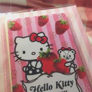 HelloKitty草莓季限定版悠遊卡(HelloStrawberry)