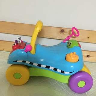 Playskool Explore 'N Grow, Step Start Walk N Ride