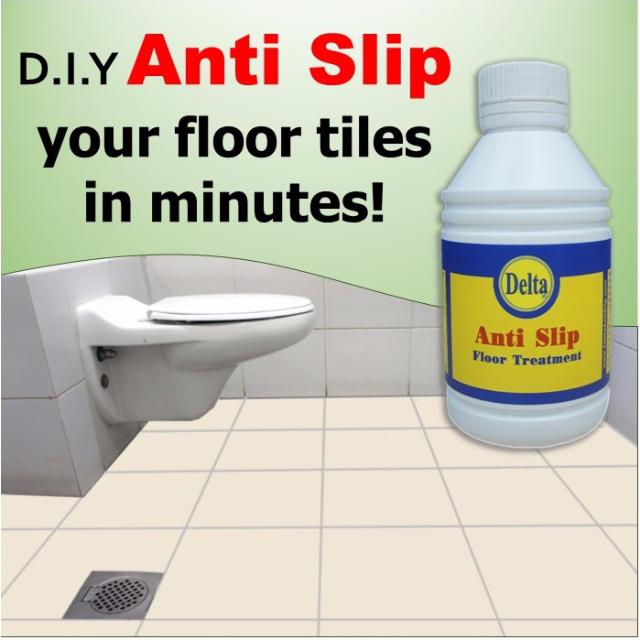 Anti Slip Floor Treatment Slippery Floor Tile Solution Non Slip - Anti slip solution for tiles