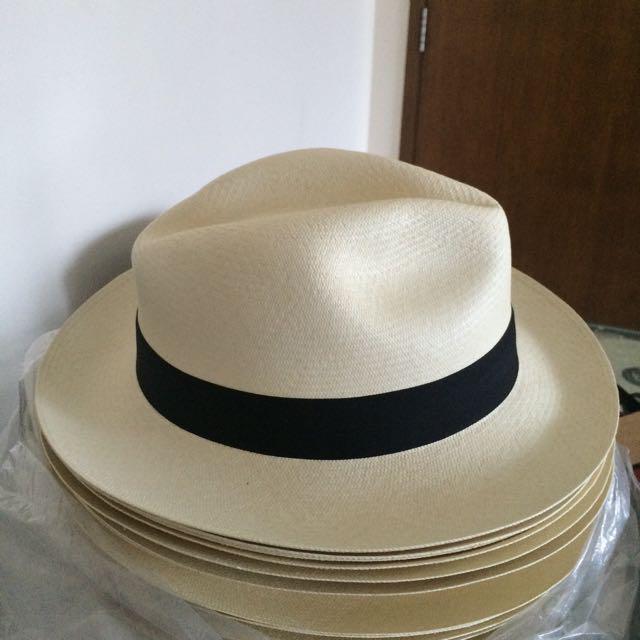 Hats Montecristi (hand Made) Grade 13-15