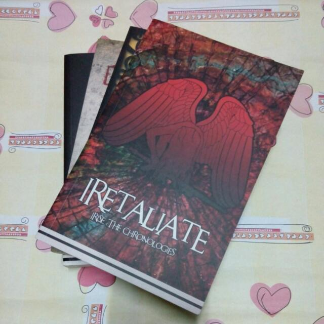 IRetaliate (Lejen Press)