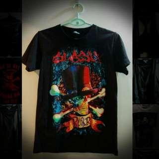 🚚 Slash Original Concert Tour Tshirt