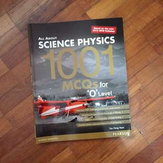 Science Physics MCQ workbook