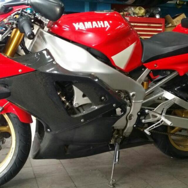 Yamaha R1 2000 For Sales