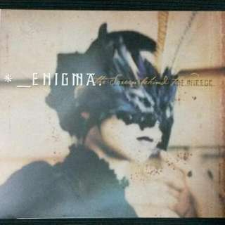 (New Age Music) Enigma - The Screen Behind The Mirror (CD Album)