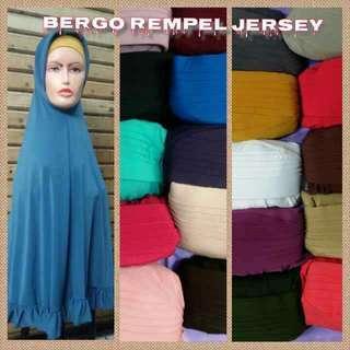 Bergo RempeL Jersey
