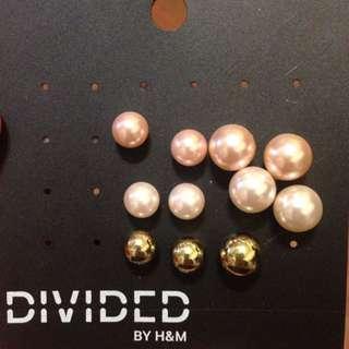 香港帶回H&M耳環100含郵