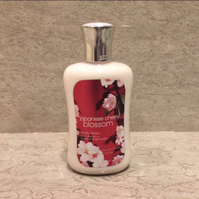 Bath & Body Works 香水身體乳液