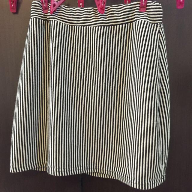 QueenShop彈性窄裙