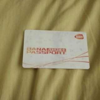 Bana passport card for wangan midnight 5