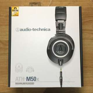 ATH M50x (On Hold)