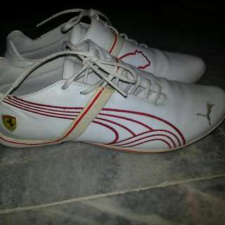 ORIGINAL PUMA FERRARI SHOES
