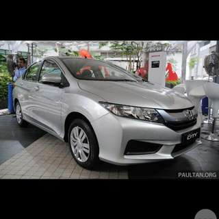 Honda CITY 1.5L