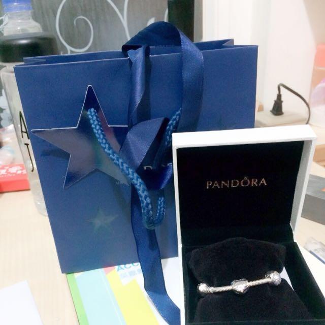 Pandora手環&扣環