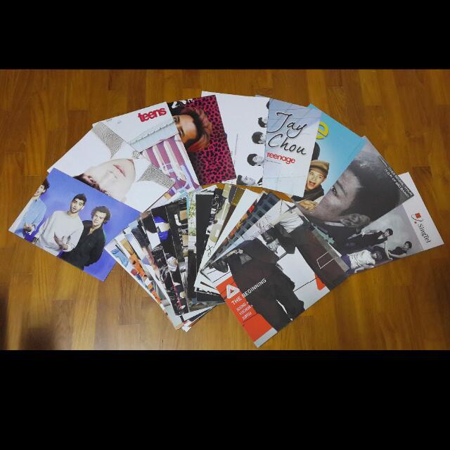 Teens / Teenage Magazine Kpop Posters