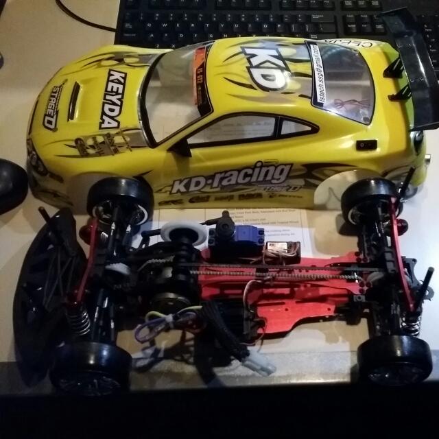 Yokomo DIB (Copy) 1/10 Rc Drift Car