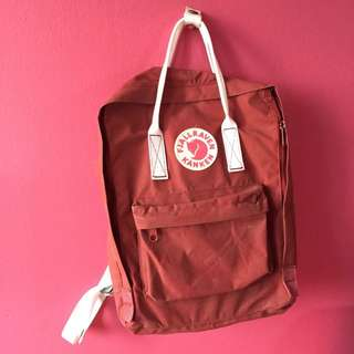 Authentic Kanken Bag (PENDING)