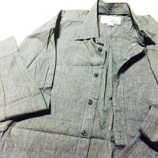Van Heusen Grey Shirt