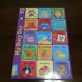 Tiny Board Books (Children 12 Months +)