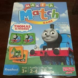 Thomas & Friends Matching Game