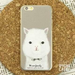Iphone6 plus草泥馬手機殼(硬殼)