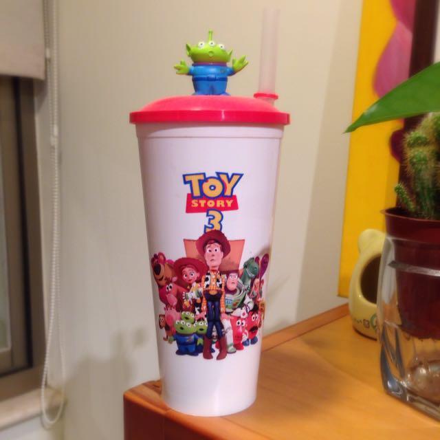 保留中⋯玩具組動員3—吸管杯
