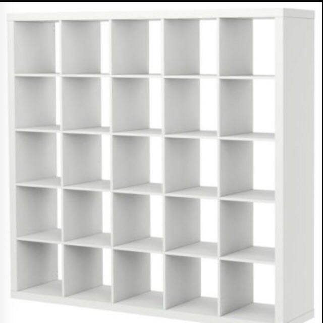 RESERVED -Ikea Expedit Shelving Unit