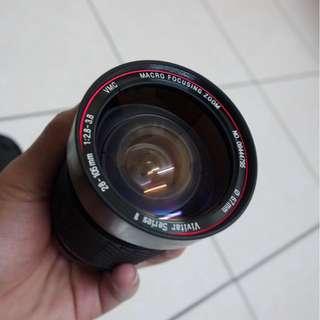 Vivitar 28-105mm/2.8-3.8 for Pentax傳統相機(PK A/R接頭)