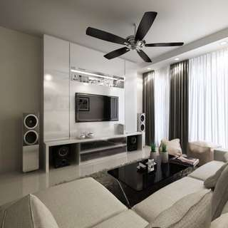 3D Perspective design For HDB,Condo,Office