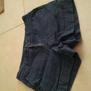 SNEEK PEEK Jean Shorts