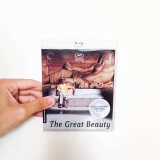 The Great Beauty Blu-Ray Disc