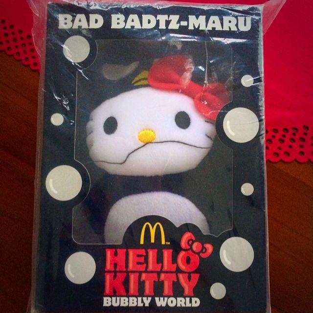 BRAND NEW Mc Donald Hello Kitty