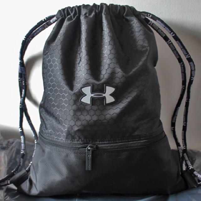 f8e40aab149d Preorder  Under Armor Drawstring Bag