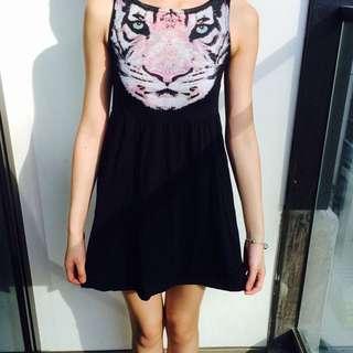 Tiger Print Dress [NEW]