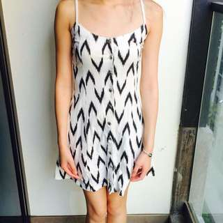 Arrow Print Dress [NEW]