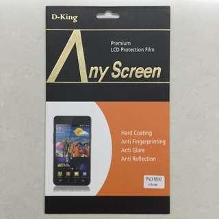 iPad Mini LCD Screen Protector