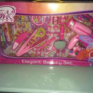 [Price reduced] WinX Club Elegant Beauty Set