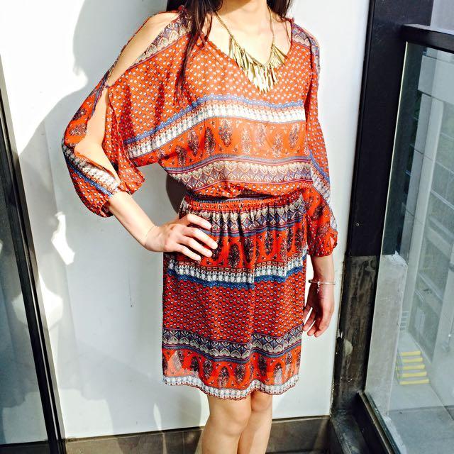 Dotti Bohemian Dress